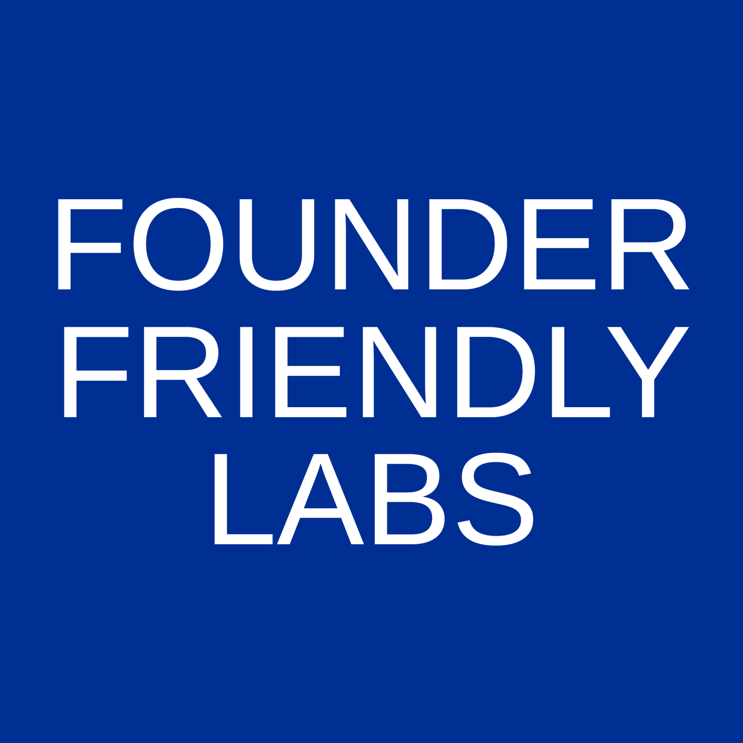 Founders Friendly Labs logo